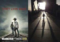 The Walking Dead Staffel 4 Szene nachgestellt :-) #TWD