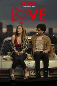 LOVE: We've all been there. The new Netflix Original Series from Judd Apatow is now streaming. ❤