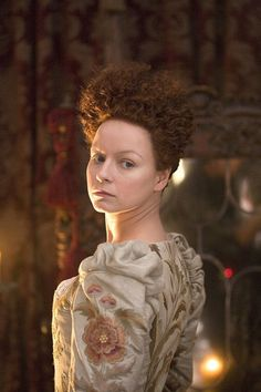 'Elizabeth:The Golden Age' (2007), Samantha Morton as Mary, Queen of Scots.