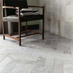 Diamond Sawn, Honed - East Hampton Marble - Wall & Floor Tiles   Fired Earth