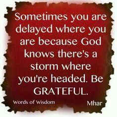 ...and have faith.