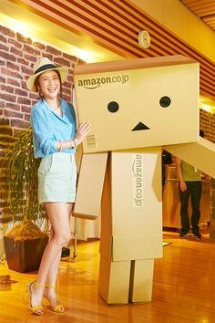 ダンボーも登場!Amazon★AneCan『MyKindle』と出かけよう