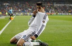 Alvaro Morata!!