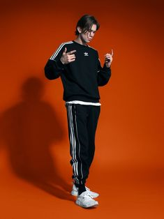 Adidas Jacket, Sweatpants, Sporty, Celebs, Athletic, My Love, Boys, Jackets, Men