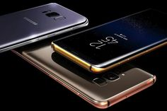 The All new luxury Gold Plated Samsung Galaxy & Plus. Also available in Platinum & Rose Gold finishes. Pre-order your phone today. Phone Cases Samsung Galaxy, Samsung Galaxy Note 8, Galaxy S8, Galaxy Phone, 14 Carat, Latest Phones, New Phones, Internet Of Things, Gold