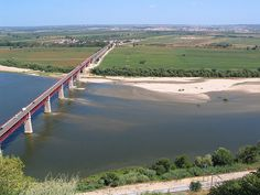 Santarém Portugal, Bridge, Environment, Bridges, Attic, Bro