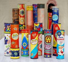 50s and 60s Toys | child's kaleidoscopes from the '50s and '60s..a favorite of mine.