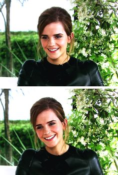 EMMA WATSON she reminds me of the chick kate on castle