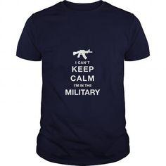 I Love I CANT KEEP CALM  military TShirts and Hooodie Tshirts
