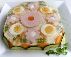 Fotorecept: Aspiková torta