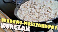 Pomysł na Filet z Kurczaka - Miodowo-Musztardowe Soczyste Piersi