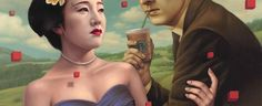 Art-Sheep Features: Alex Gross Comments on Society's Obsession with A Consumerist Lifestyle - Art-Sheep Illustrations, Illustration Art, Poesia Visual, Paintings Famous, Oil Paintings, Mark Ryden, Surrealism Painting, Powerful Images, Lowbrow Art