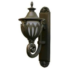 Internet Shopping Tuscany 1-Light Outdoor Sconce