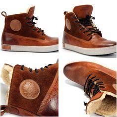 Blackstone - Jongens laarzen met vacht --> zie je veel terug in de collectie