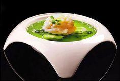 Jun Yan, Japon - L'art de dresser et présenter une assiette comme un chef de la…
