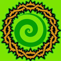 Brotherhood of the Green Well insignia