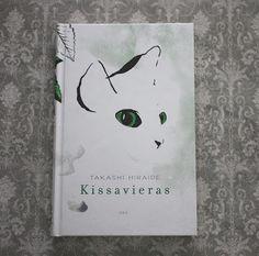 Lasituvan Miniatyyrit: Katin kirjanurkka - Kissavieras