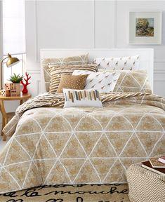 Closoeut Martha Stewart Collection Whim Bespeckled Bedroom Sets, Bedroom Decor, California King, Bedding Collections, Martha Stewart, Comforters, Blanket, Bed Room, Room Ideas