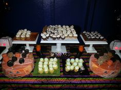 We Heart Parties: Party Information - Halloween 2012