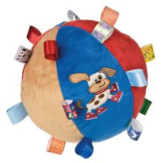Taggies Buddy Dog Chime Ball $14.61 (23% OFF) + Free Shipping
