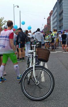 Ready! We have been training! ... Tags: #Batavus, #Diva, #Bicycle, #Bike, #small #adventure #marathon #copenhagenmarathon