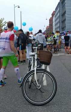 Ready! We have been training! ... Tags: #Batavus, #Diva, #Bicycle, #Bike, #small #adventure #marathon #copenhagenmarathon