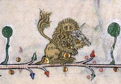 Lion fiddler