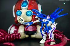 #Transformers #beastwars #takotank #ikard #beastwarsII