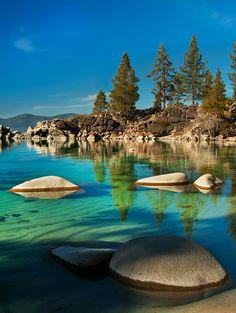 Lake Tahoe, Sierra Nevada, United States