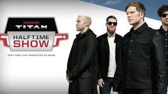 Fall Out Boy headlines Grey Cup halftime show- I have to watch this :)