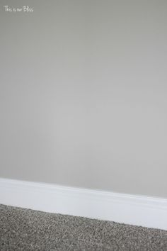 The best color and carpet selection for basement colors That is our bliss – shaw carpet Grey Walls And Carpet, Wall Carpet, Diy Carpet, Modern Carpet, Rugs On Carpet, Carpet Ideas, Carpet Decor, Carpet Trends, Neutral Carpet