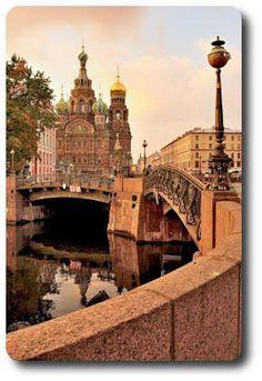 Excursión para tu crucero en San Peteresburgo con TU Italia