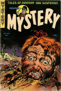 Mister Mystery #11