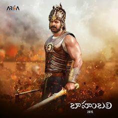 PrabhasMyHero Blog: Prabhas nails it in 'Baahubali's first look