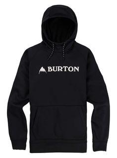 Men's Burton Crown Bonded Pullover Hoodie