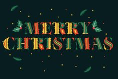 Aires Christmas SVG Color Font by yaisalinas Christmas Fonts, Christmas Colors, Merry Christmas, Christmas Holidays, Font Design, Graphic Design, Pretty Fonts, Beautiful Fonts, Creative Fonts