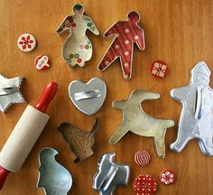 Cookie Cutter Ornaments   Cosmo Cricket