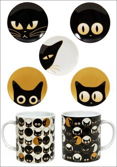 Kitty Plates by Kaoru Shibata http://sulia.com/channel/home-design/f/243b1d2c-30cc-4af4-97ce-47b82310747d/?source=pin&action=share&btn=small&form_factor=desktop&pinner=124969623