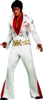Grand Heritage Elvis Presley Costume for Men