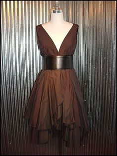 Elm Design dress and belt