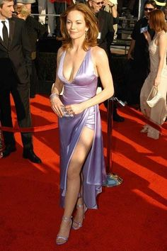 Diane Lane in Satin Slit Gown is listed (or ranked) 6 on the list The 25 Hottest Diane Lane Photos Beautiful Celebrities, Gorgeous Women, Diane Lane Actress, Actrices Sexy, Actrices Hollywood, Lovely Legs, Sensual, Sexy Legs, Sexy Dresses