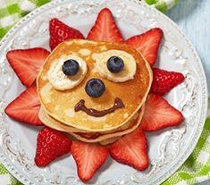 Un desayuno agradable para todos
