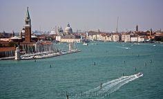 Photo Tour: Cruising into Venice Italy