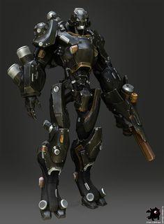 "Making Of ""Збраш робот"" — Компьютерная графика и анимация — Render.ru"