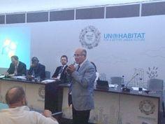 Participa Antonio Zapata en foro de Desarrollo Urbano en Colombia