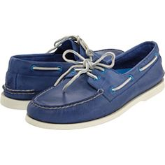 Sperry Top-Sider A/O 2-Eye Burnished ... one of my favorite summer must haves