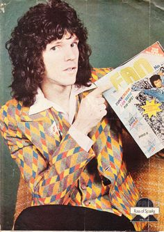 Russell Mael.
