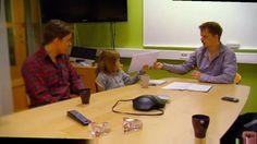Drömyrket - finska: Nyhetsreporter