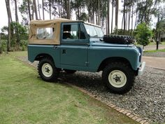 Land Rover Defender Series