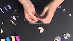 http://www.firemountaingems.com/jewelry-making-instructions.asp Jewelry-making designer-artist Christi Friesen uses polymer clay, Lisa Pavelka's Poly Bonder™...